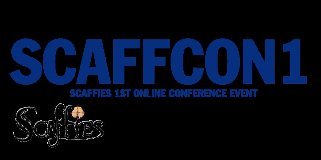 SCAFFCON1 Logo Mugs