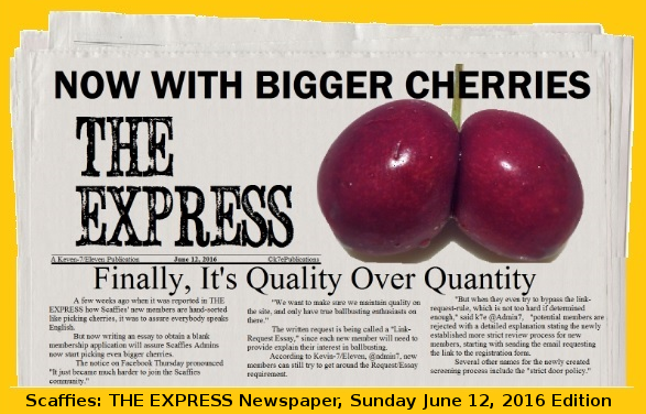 THE EXPRESS June 12 - 2016 Txt